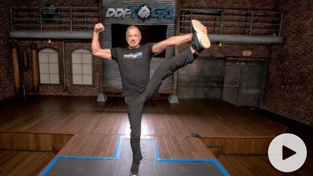 WWE Hall of Famer DDP reveals the secret to longevity in wrestling