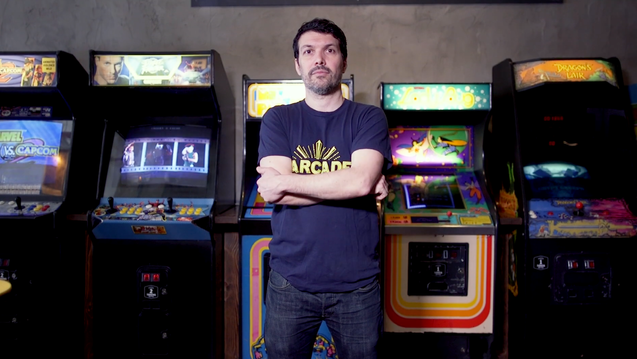 Barcade co-founder talks beer and gaming