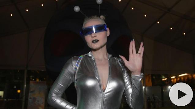 Storm Area 51' raid brings crowds of 'alien believers' to Nevada