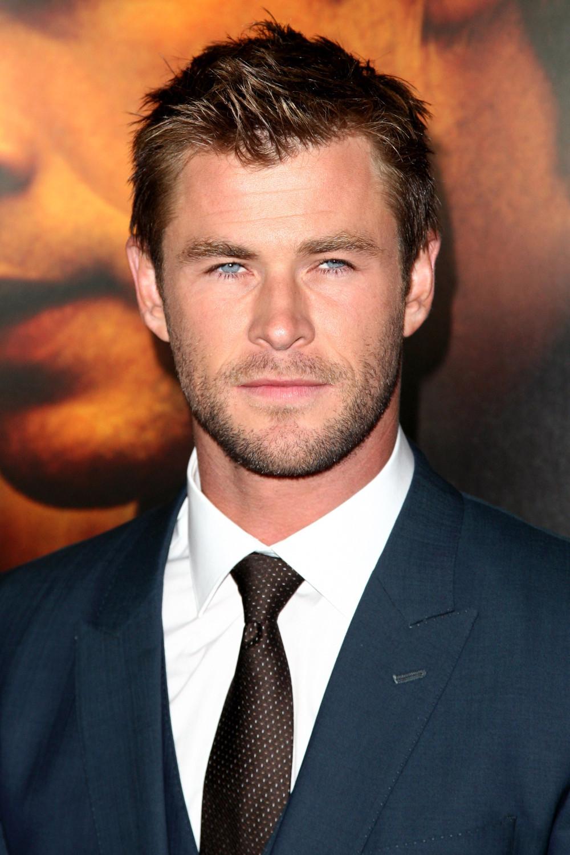 Chris Hemsworth Explains His New Short Hair Look