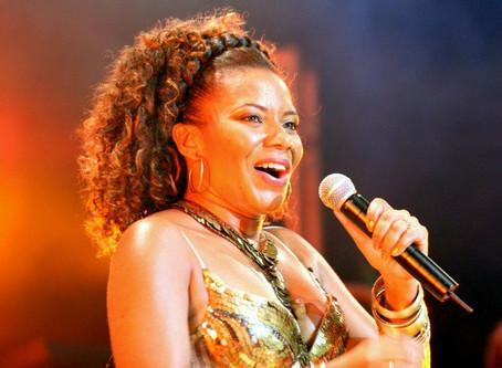 Margareth Menezes é a convidada do Balé Folclórico da Bahia para live nesta terça-feira