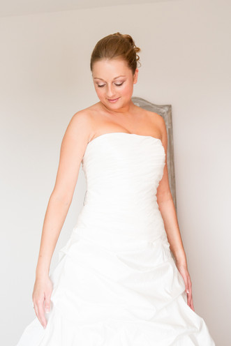 Photo robe de mariée