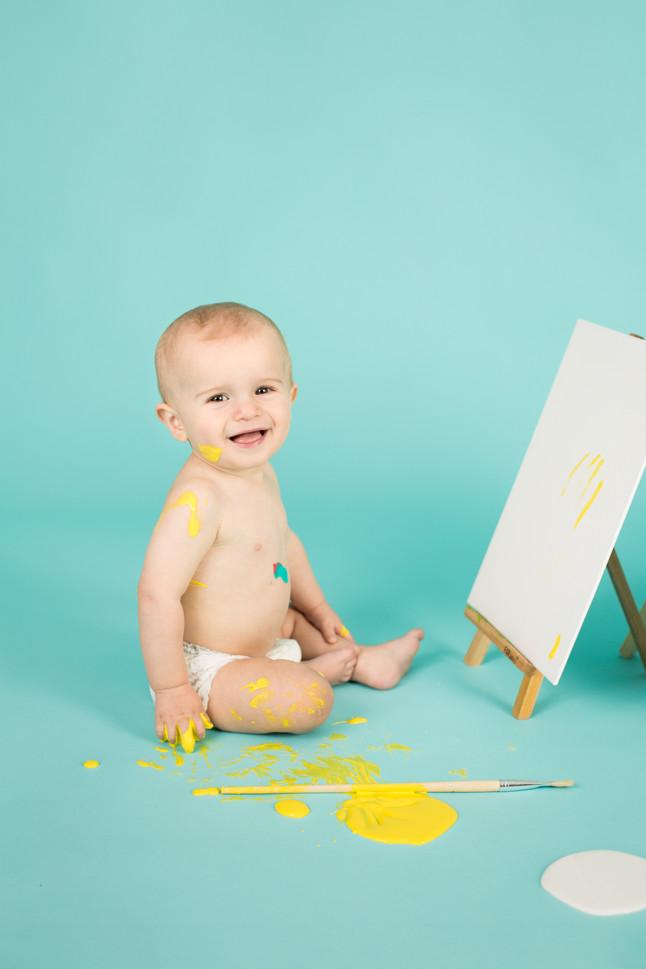 Photo peinture