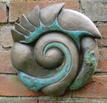 Cast of a Sculpture
