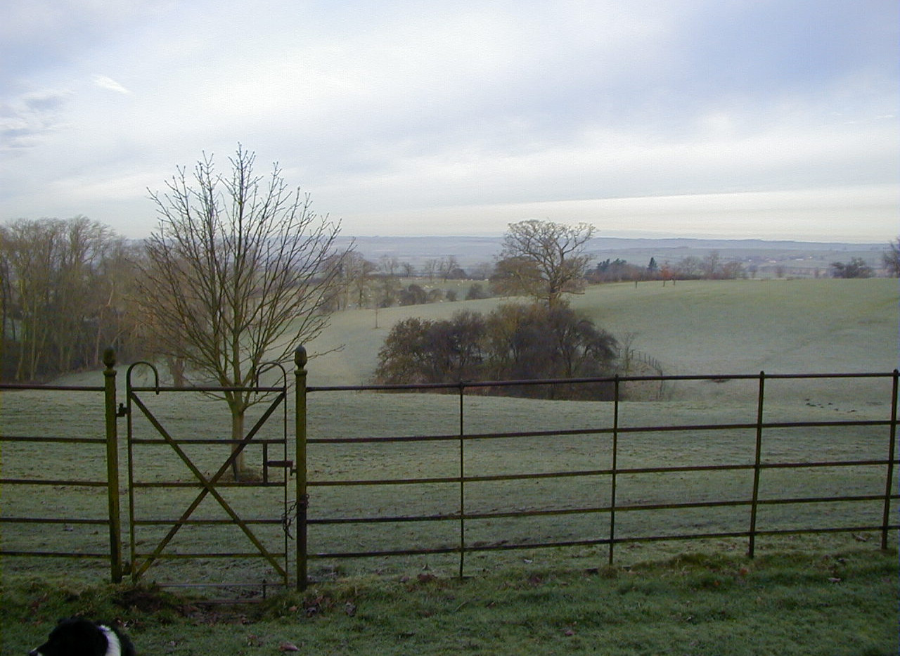 Park View across Welland Valley