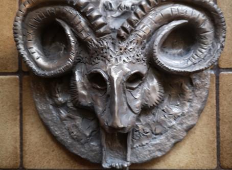 The Satyr's Head