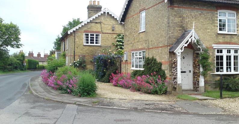 Corner of Church Lane