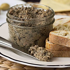 HOME MADE PATE OF THE DAY