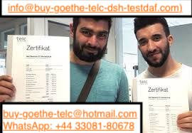 WhatsApp_+4433081-80678) Buy TELC A1-A2 CERTIFICATE - BUY ORIGINAL TELC CERTIFICATE WITHOUT EXAMS