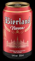 Bierland Vienna lata 350 ml frente.