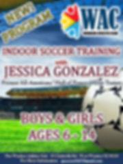 Jessica Gonzalez Soccer Generic Winter 2