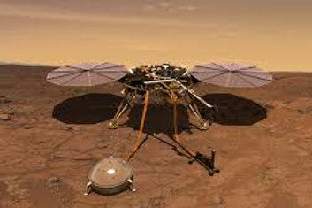 2018 Mars Probe InSight