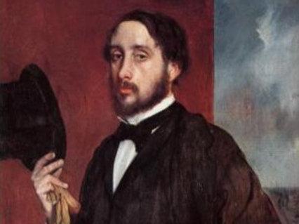 Edgar Degas's Paintings