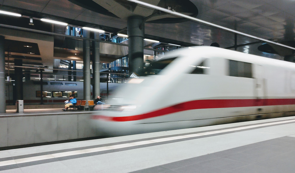What is the fastest train?