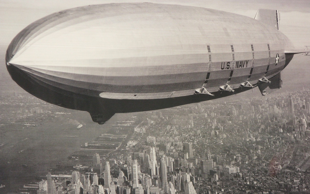 What is a Zeppelin?