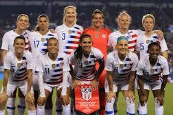 Equity For All: Women's Soccer