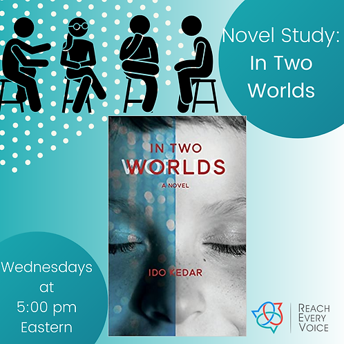 Novel Study: In Two Worlds