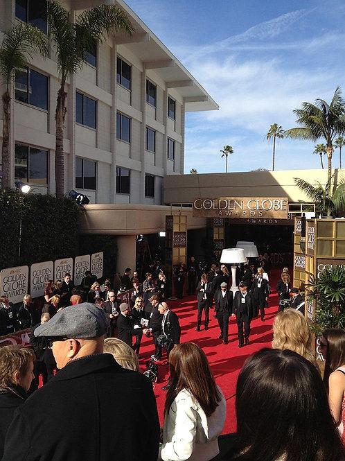The Golden Globes & #metoo