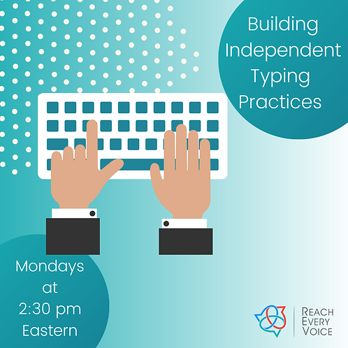 Building Independent Typing Practices