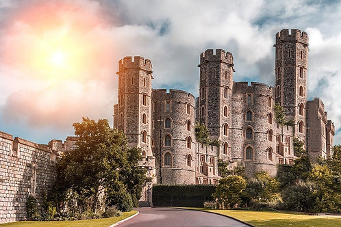 Why Did Powerful People Build Castles?