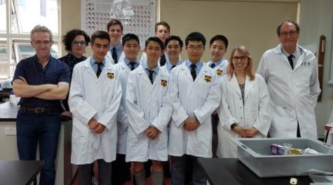 8 Australian Teens Take on Martin Shkreli