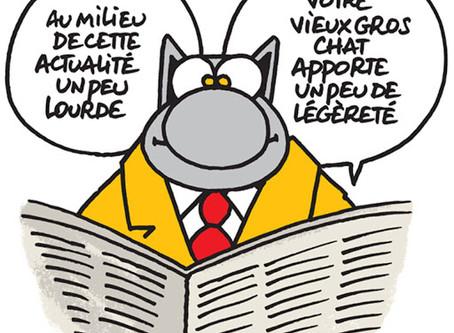 Philippe Geluck ou l'art du gag