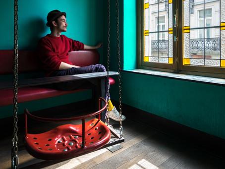 Window light benefits for portraits