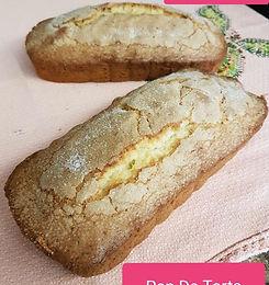 Torta de pan (precio es por rebanada)