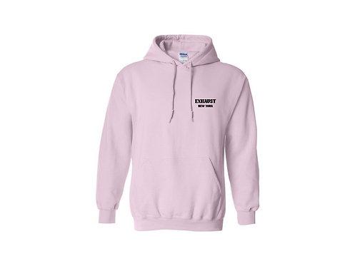 Exhaust Hoodie (Pink)