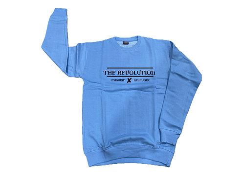 Revolution Sweater (Blue)