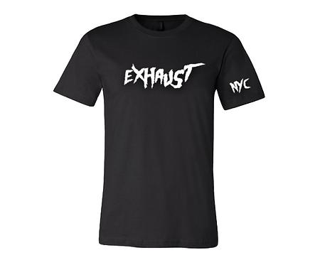 Exhaust Tee (Black)