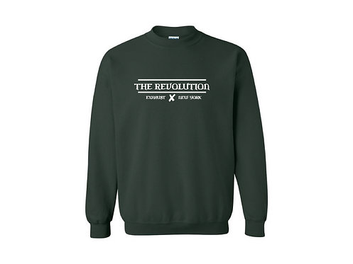 Revolution Sweater (Forest Green)