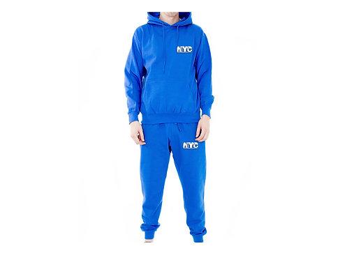Exhaust Sweatsuit (Royal Blue)