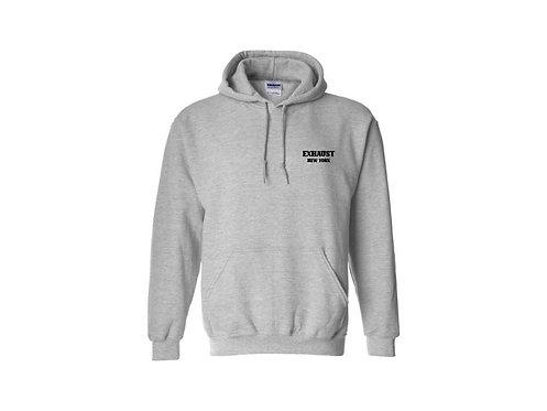 Exhaust Hoodie (Grey)