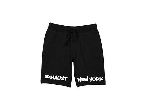 Exhaust Sweat Shorts