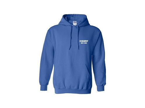 Exhaust Hoodie (Royal Blue)