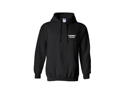 Exhaust Hoodie (Black)