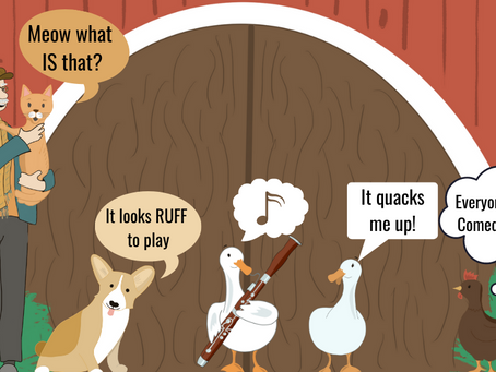 Double Reed Duckling is on Kickstarter