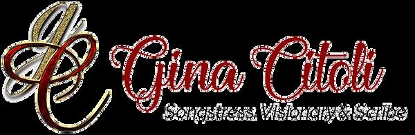 Gina Logo Songstress Trans.png