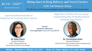 Rising Stars in Drug Delivery Webinar
