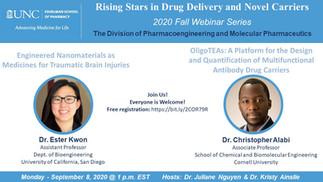Rising Stars in Drug Delivery Webinar