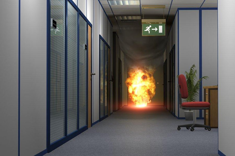 fire safety risk assessment scotland