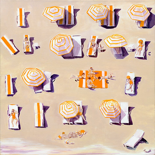 Orange Marmalade - Paper Print