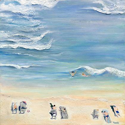 Waves - Canvas Print