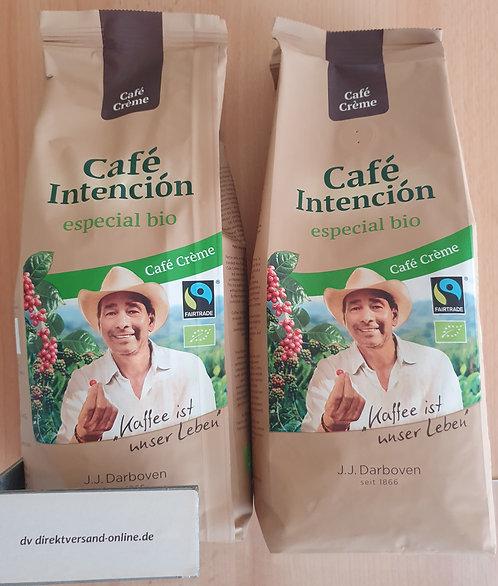 Café Intención especial BIO Café Créme