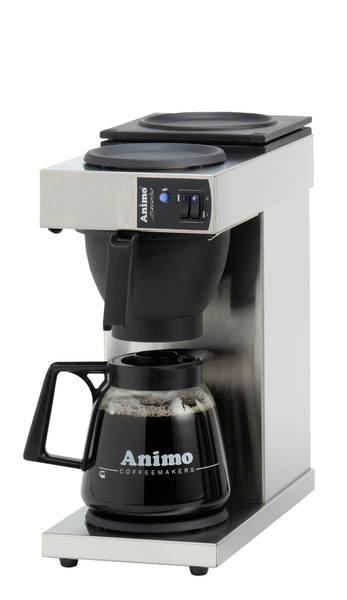 Animo Kaffeemaschine Excelso Glaskanne