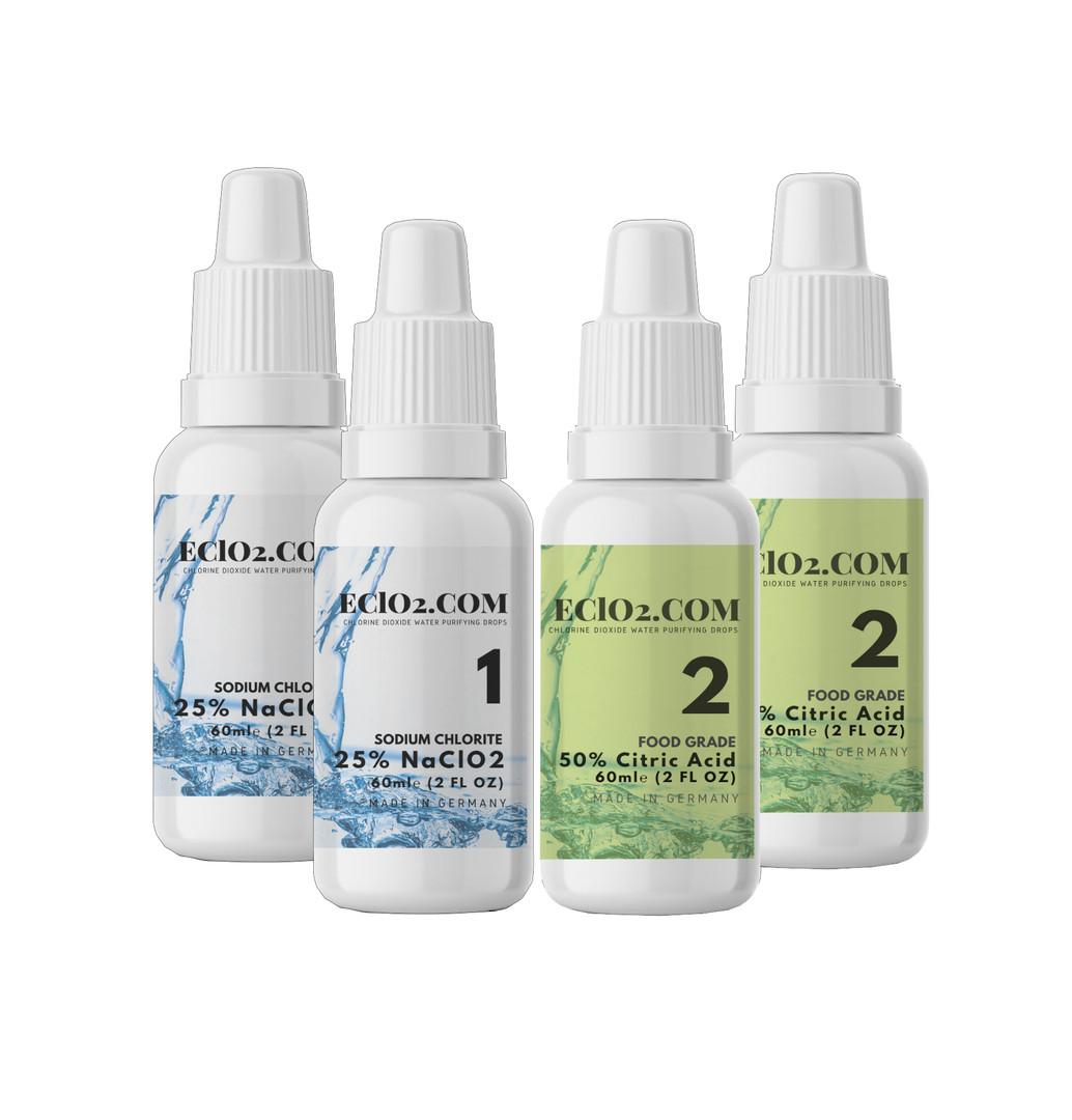 60ml Citric Acid Discount Multi-Pack