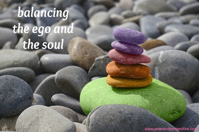 balancing the ego and the soul