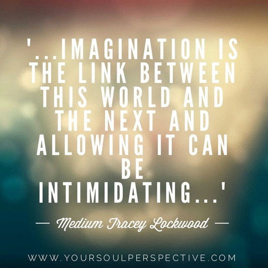 Imagination is Key