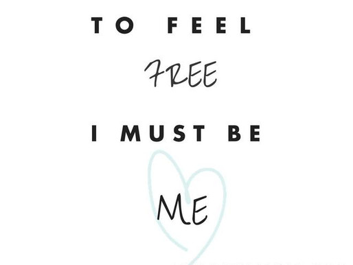 feel free to be you